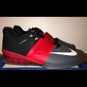 Nike Romaleos 3 Weightlifting Shoe 852933-600